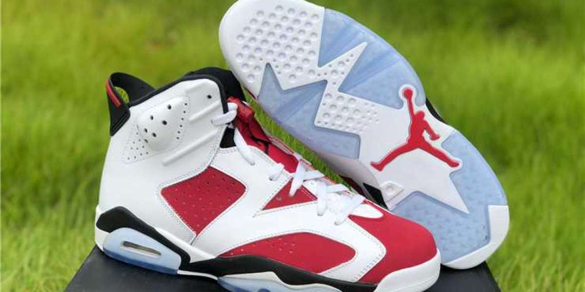 I bought a pair of Air Jordan 6 shoes and learn about it!