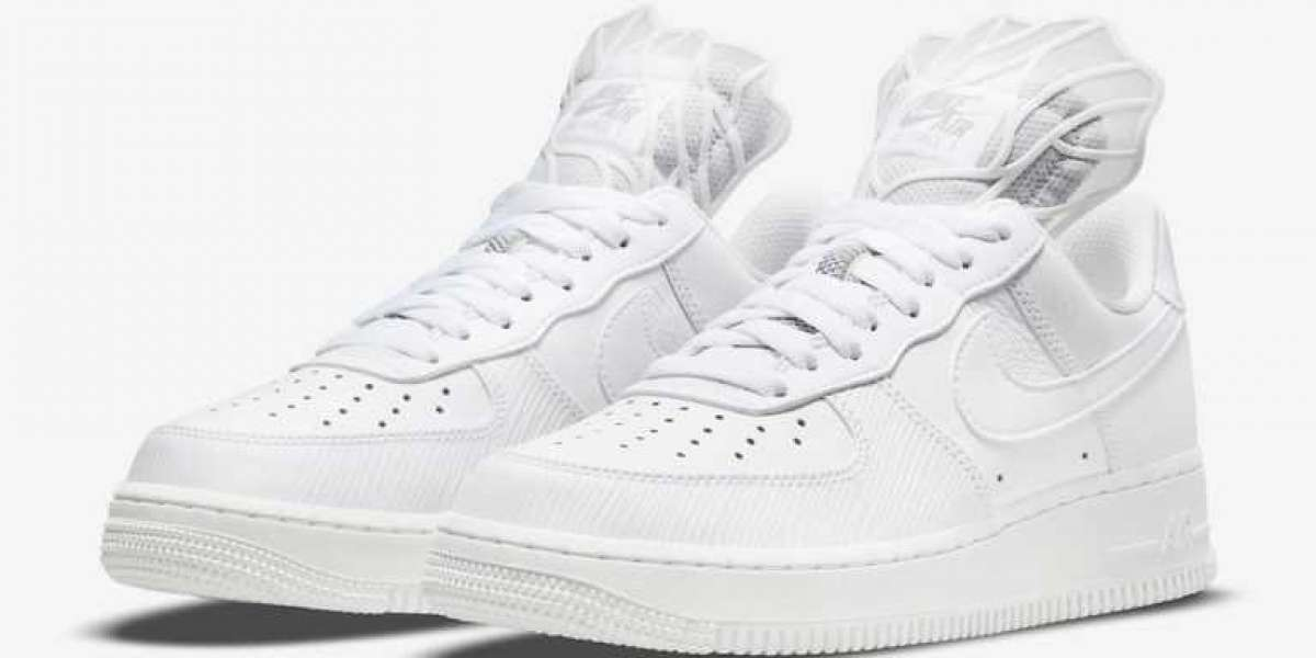 """Nike Air Force 1 Low """"Goddess of Victory"""" DM9461-100 Cheap For Sale!"""