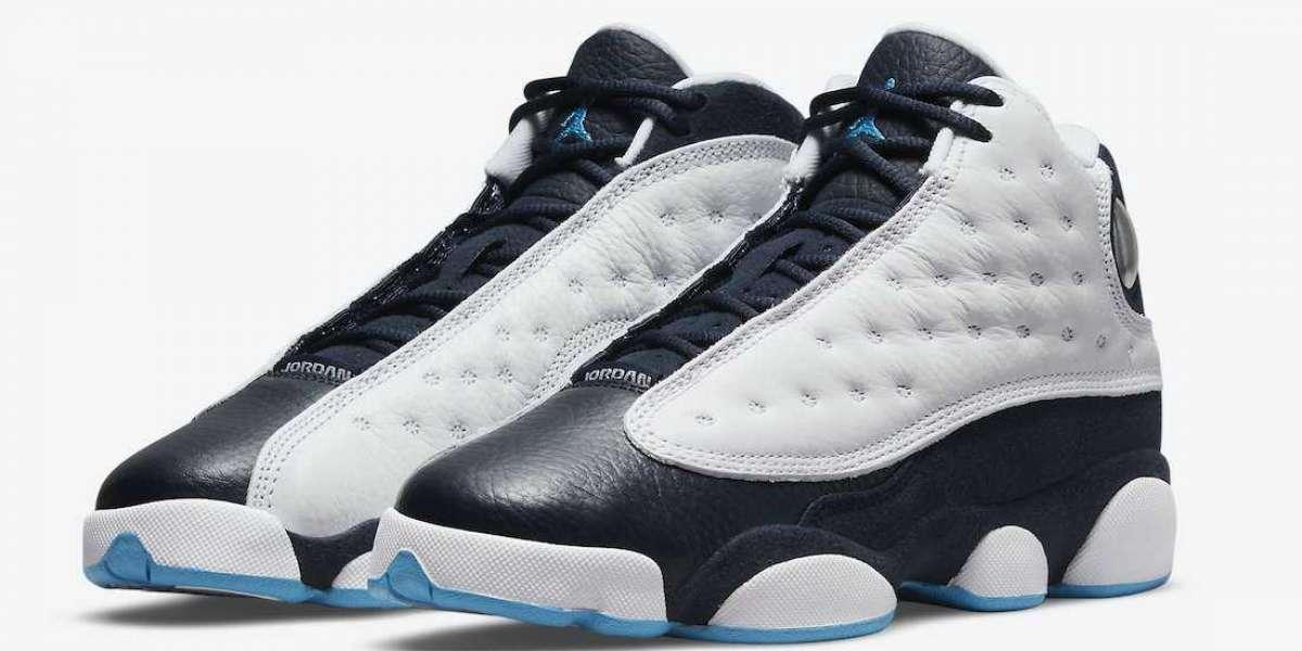 "Most Popular Air Jordan 13 ""Obsidian"" Basketball Shoes Outlet Sale"