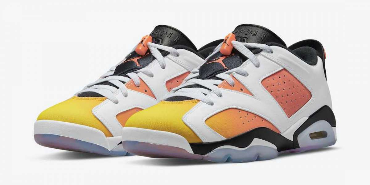 "Best Price Air Jordan 6 Low ""Dongdan"" Basketball Shoes For Sale"