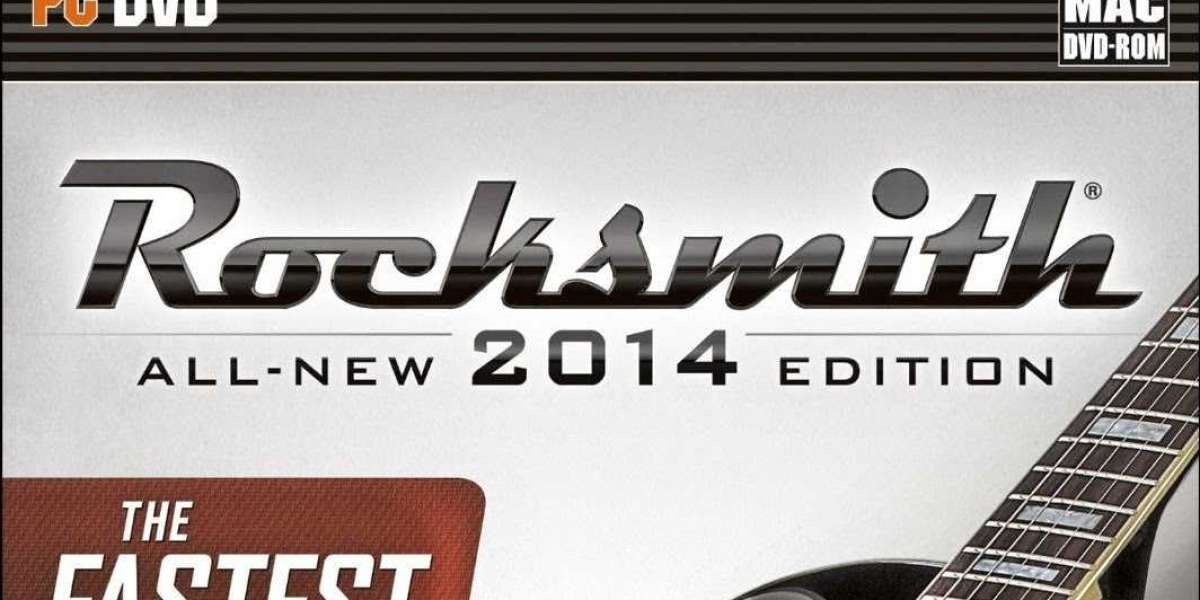 Rocksmith 1 Latest Download Activation Full Osx